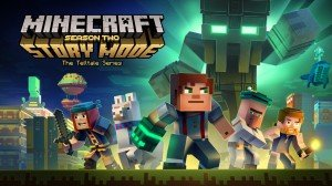 Minecraft: Story Mode – Season Two - Cover art
