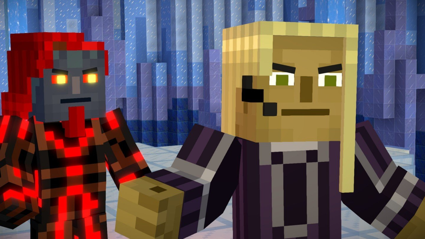 Minecraft: Story Mode – Season Two: Episode 2 – Giant
