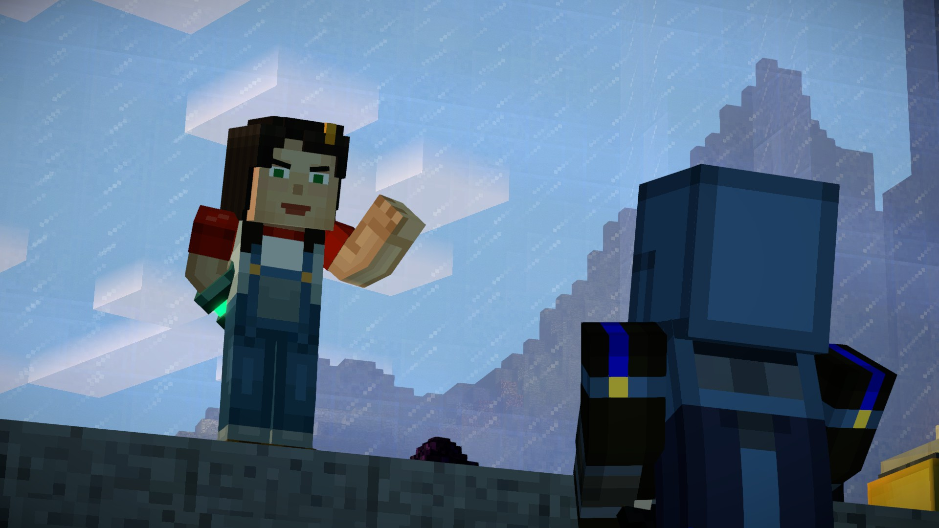 Minecraft: Story Mode – Season Two: Episode 3 – Jailhouse