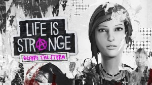 Life Is Strange: Before the Storm – Episode Two: Brave New World - Cover art