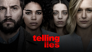 Telling Lies Box Cover