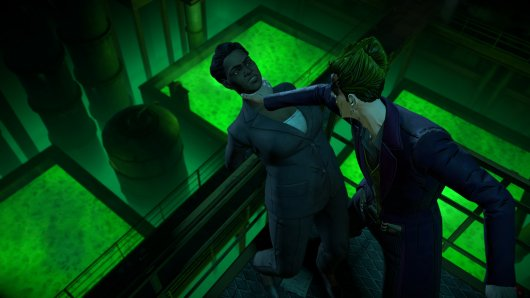 Screenshot for Batman: The Enemy Within – The Telltale Series 5