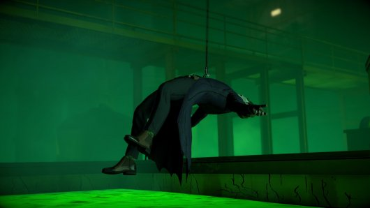 Screenshot for Batman: The Enemy Within – The Telltale Series 4