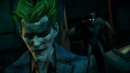 Screenshot for Batman: The Enemy Within – The Telltale Series 3