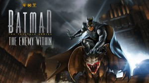 Batman: The Enemy Within – The Telltale Series Box Cover