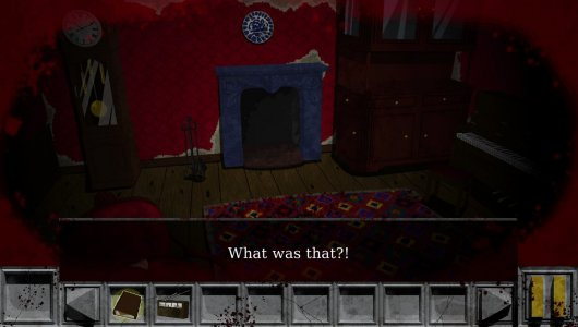 Cursed Roots Screenshot 1