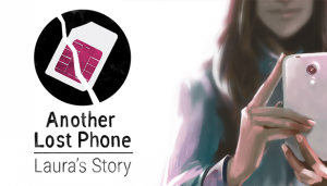Another Lost Phone: Laura's Story Box Cover