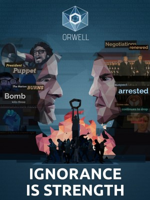 Orwell: Ignorance Is Strength Box Cover