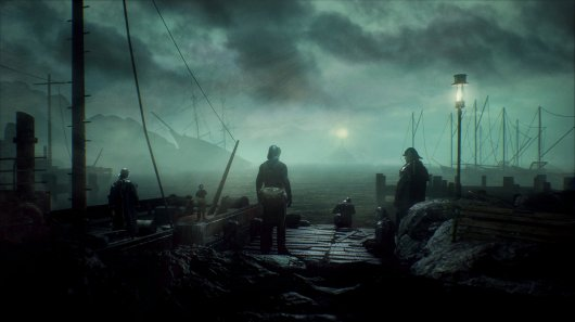 Call of Cthulhu: The Official Video Game Screenshot