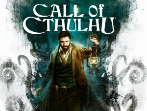Call of Cthulhu - Cover art