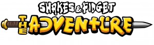Shakes & Fidgets: The Adventure Box Cover