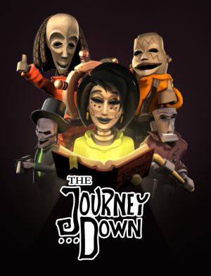 The Journey Down Box Cover