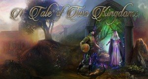 Tale of Two Kingdoms – Deluxe Edition, A - Cover art