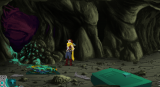 'Rogue Quest: The Vault of the Lost Tyrant - Screenshot #1
