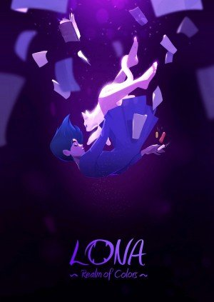 Lona: Realm of Colors Box Cover