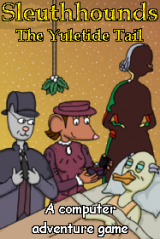 Sleuthhounds: The Yuletide Tail