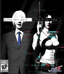25th Ward: The Silver Case, The - Cover art
