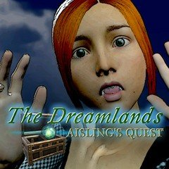 The Dreamlands: Aisling's Quest Box Cover