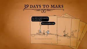 39 Days to Mars Screenshot #1
