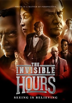 The Invisible Hours Box Cover