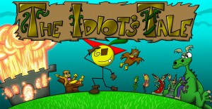 The Idiot's Tale Box Cover