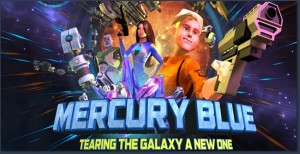 Mercury Blue Box Cover
