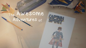The Awesome Adventures of Captain Spirit Screenshot #1