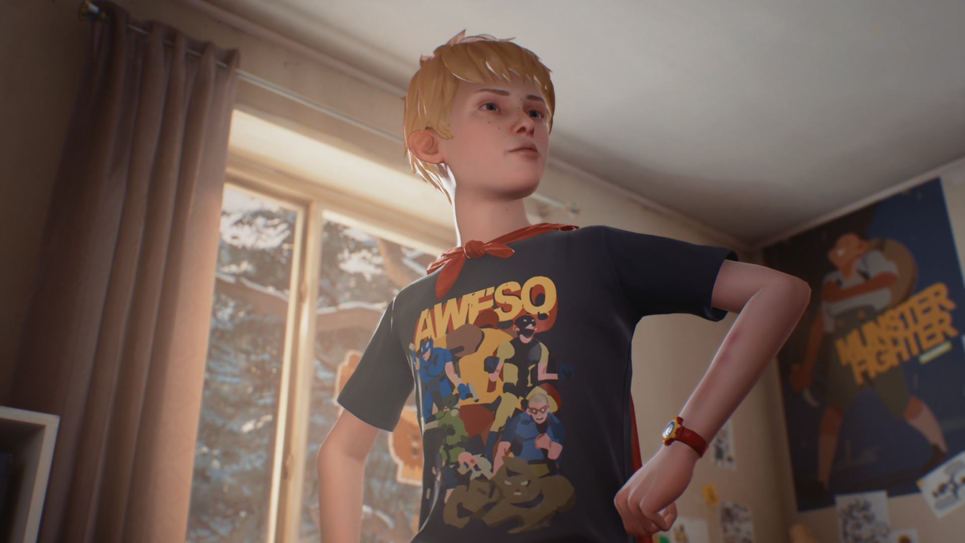 The Awesome Adventures of Captain Spirit review   Adventure