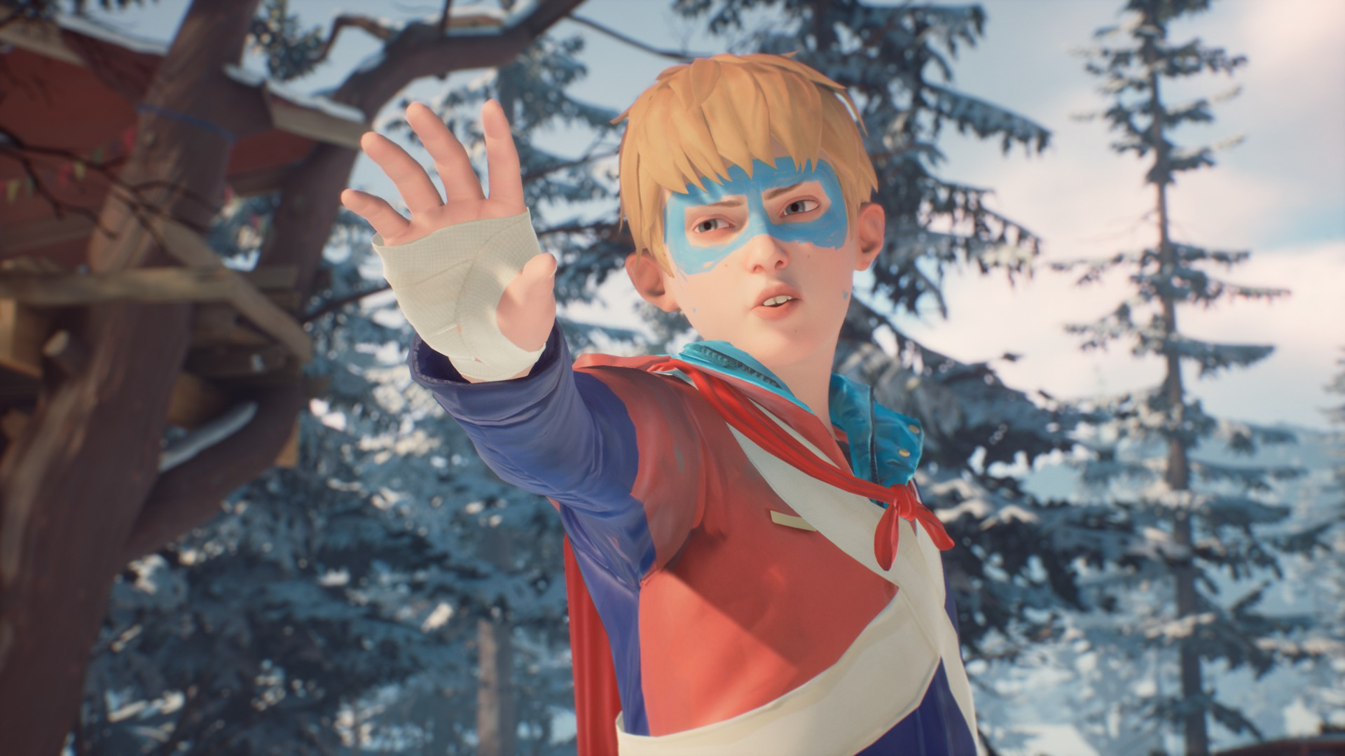 The Awesome Adventures Of Captain Spirit 2018 Game