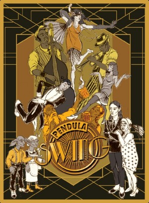 Pendula Swing: Episode 3 – Orcing Hard or Hardly Orcing - Cover art