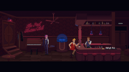 Screenshot for Red Strings Club, The #0
