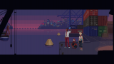 'The Red Strings Club - Screenshot #1