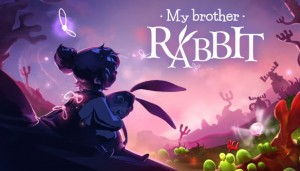 My Brother Rabbit - Cover art