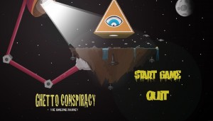 Ghetto Conspiracy Screenshot #1