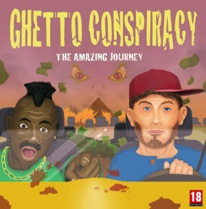 Ghetto Conspiracy Box Cover