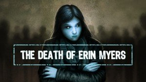 The Death of Erin Myers Box Cover