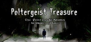 Poltergeist Treasure - Cover art
