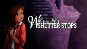 When The Shutter Stops - Cover art