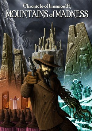 Chronicle of Innsmouth: Mountains of Madness Box Cover