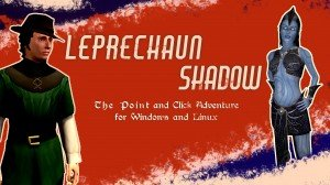 Leprechaun Shadow Box Cover