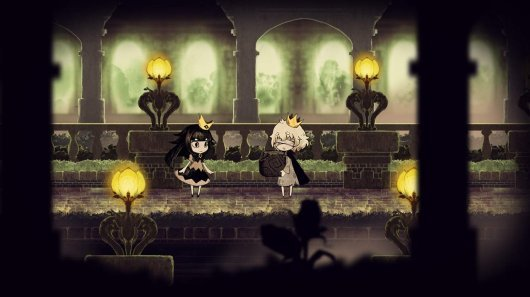 Screenshot for Liar Princess and the Blind Prince, The #1