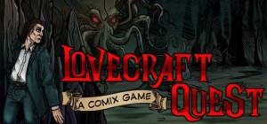 Lovecraft Quest – A Comix Game - Game Announcement