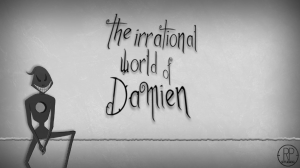 The Irrational World of Damien Box Cover