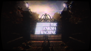 'ENIGMA MACHINE, THE - Screenshot #1