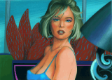 'Leisure Suit Larry 1: In the Land of the Lounge Lizards (SCI remake) - Screenshot #4