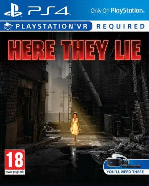 Here They Lie Box Cover