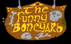 The Funny Boneyard Box Cover