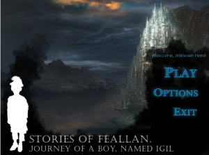 Stories of Feallan: Journey of a boy named Igil Screenshot #1