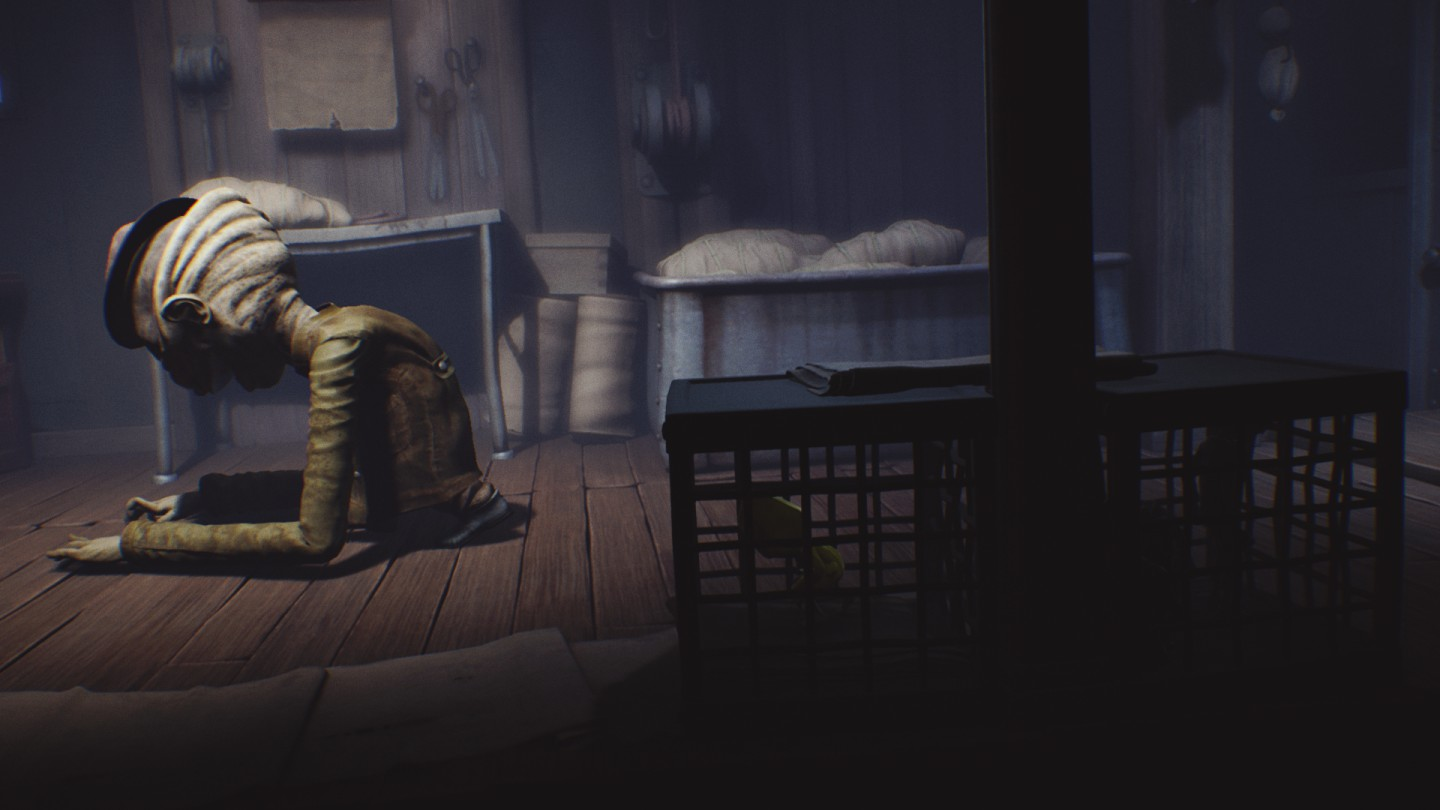Little Nightmares review | Adventure Gamers