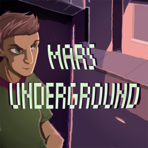 Mars Underground Box Cover